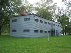 Butler's Barracks